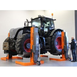 Tractor Mobile Column Lifts...